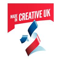 Made in creative UK logo